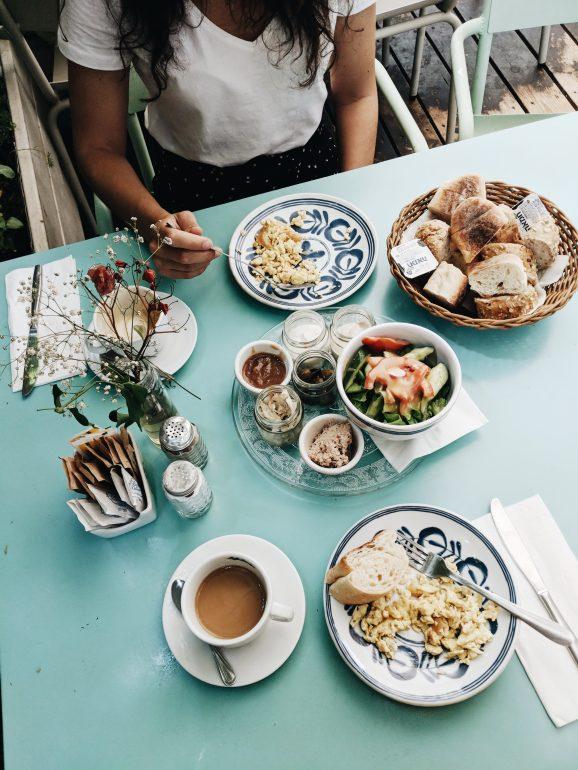 Best breakfasts in Tel Aviv